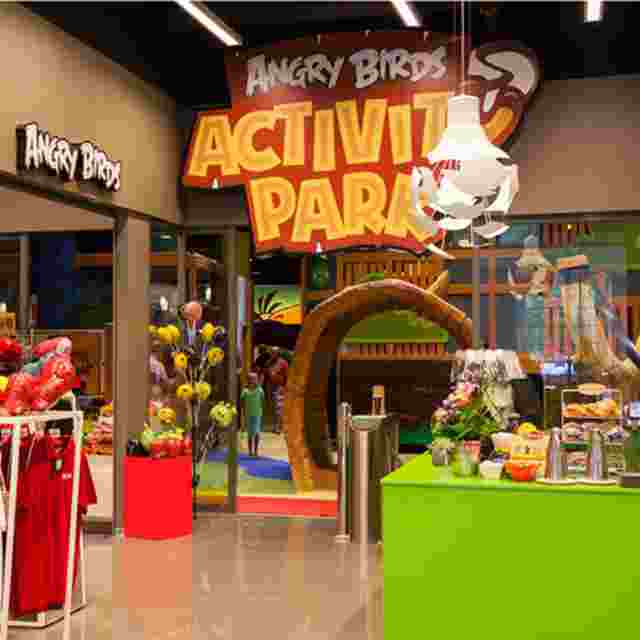Angry Birds Activity Park